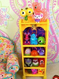 OOAK Monster High Bratz Set of 8 Custom Embellished Goblin Baby Sitter Nursery | eBay