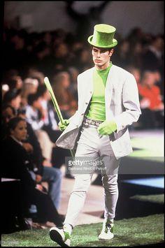 1992 - Jean Paul Gaultier show 'Concours d'Elegance' - Cameron