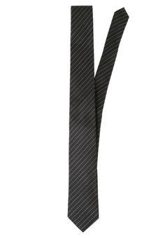 CK Calvin Klein. SLIM  - Cravatta - midnight. Avvertenze:Lavaggio a secco. Composizione:100% Seta. Lunghezza:144 cm nella taglia One Size. Larghezza:6.4 cm nella taglia One Size. Fantasia:gessato