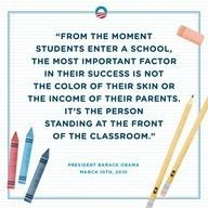 Why we have to do our best every day and why parents, school officials, and elected officials should TRUST us to do it