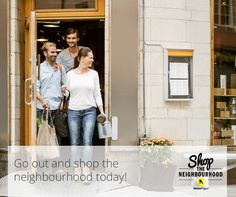 Explore your neighbourhood! Local gems are waiting to be discovered. #shopthehood
