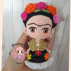Crochet Patterns Amigurumi, Amigurumi Doll, Crochet Toys, Doll Patterns Free, Free Pattern, Crotchet, Fiber Art, Crochet Projects, Doll Clothes