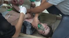 """Obama: Syria chemicals grave concern - 08/23/13: US President Barack Obama has said the alleged use of chemical weapons in Syria in an attack on Wednesday is a """"big event of grave concern"""".  Mr Obama said the US was still seeking confirmation such weapons were used, but if proved true the situation would """"require America's attention""""."""