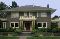How much to paint exterior of house with green wall paint ideas ...