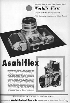 Pentax Asahiflex