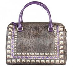 Cavalli Class Small Bowling Bag In Viola Marken Outlet, Bowling Bags, Hipster Outfits, Online Shopping For Women, Vintage Fashion, Shoulder Bag, Handbags, Purple, Accessories