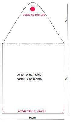 Passo a passo – Capa para celular em tecido patchwork   Rio Artes Manuais
