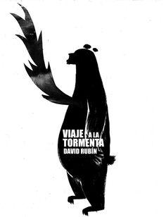 Viaje a la Tormenta, un cómic de David Rubín realizado en menos de 24 horas. Completo.
