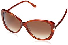 Tom Ford Womens TF324 Sunglasses Havana 59 -- Check this awesome product by going to the link at the image. (Note:Amazon affiliate link)