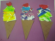 Food Week- Miss Oetken's Artists: We scream for Ice cream (and Cupcakes!) with Wayne Thiebaud!