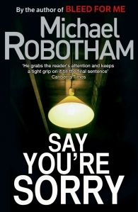 Michael Robotham, author of Say You're Sorry, The Wreckage and many more, answers Six Sharp Questions