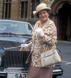 Television icon: Dame Patricia is most famous for her role as the hilariously snobbish Hyacinth Bucket in Keeping Up Appearances