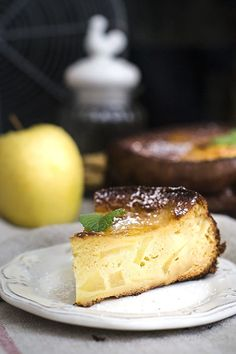 apple cinnamon cake P Camembert Cheese, Slow Cooker, French Toast, Cheesecake, Diet, Breakfast, Easy, Desserts, Food