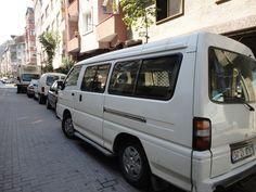 Mitsubishi L 300 2001 Model L 300 CAMLI VAN KLİMALI ŞİRKETTEN FATURALI KREDİ KARINA TAKSİT