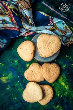 Jeera Biscuits | Roasted Cumin Cookies | mygingergarlickitchen.com/ @anupama_dreams