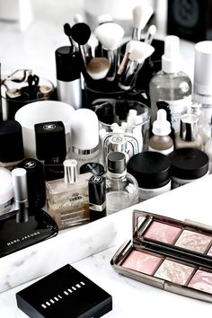Spring Cleaning Your Beauty Stash