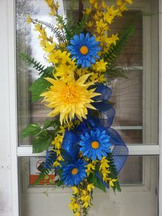 ... Wreaths on Pinterest | Easter wreaths, Fall wreaths and Spring wreaths