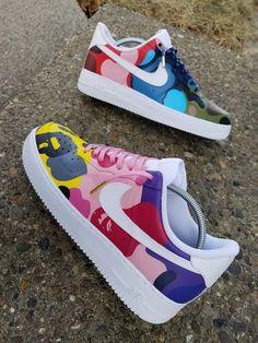 detailed look 101ca 9aecf basket nike customisé  aikochaussure  basketfemme  chaussurefemme   basketwomen Vetements Shoes, Hypebeast,