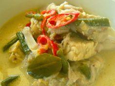 Indisch eten!: Sajoer Lodeh met tahu of tempee: Indonesische groenten in kokosmelk