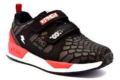 PRIMIGI 83001 NERO Rosso Sneakers Scarpe Bambino Strappi Invernale Bianco  Velcro 00e8229523df