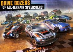 Asphalt Xtreme Offroad Racing APK Android Game Download Mod