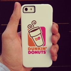 Does your phone run on Dunkin'? Click pin to order!