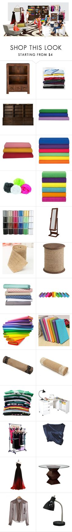 """sewing"" by sakisombor ❤ liked on Polyvore featuring interior, interiors, interior design, home, home decor, interior decorating, Arizona, Pier 1 Imports, Threshold and E L L E R Y"