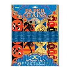 eeBoo Halloween Paper Chain| eeBoo