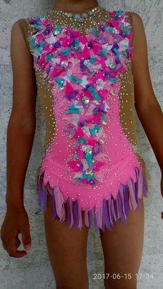 Rhythmic Gymnastic Leotard   Etsy Rhythmic Gymnastics Costumes, Elite Gymnastics, Amazing Gymnastics, Rhythmic Gymnastics Leotards, Girls Dance Costumes, Dance Outfits, Kids Gym, Ballet Kids, Carnival Costumes