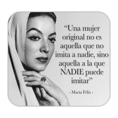 """""""An original woman is not one who does not imitate anyone, but that which no one can imitate."""""""