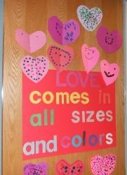 great lessons for thematic units! Just used Valentines Day ones for this week :) Johnson Haines Preschool Valentine Crafts, Classroom Crafts, Crafts For Kids, Classroom Setup, Future Classroom, Preschool Activities, Preschool Bulletin, Thematic Units, Valentine Decorations