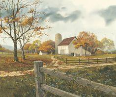 Michael Humphries  Landscape Painter 