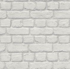 Black Grey Brick Effect Wallpaper - Fine Decor. Rasch Dark Grey Brick Effect Wallpaper. Paste the paper wallpaper. Grey Wallpaper, Textured Wallpaper, Wallpaper Direct, Bedroom Wallpaper, Vinyl Wallpaper, Wallpaper Ideas, Grey Brick Effect Wallpaper, Brick Design Wallpaper, Home