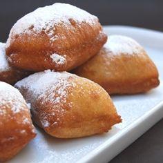 New-Orleans Buttermilk Beignets