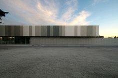 Galeria - Novo Crematório em Copparo / Patrimonio Copparo