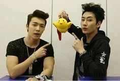 Donghae & Eunhyuk :D