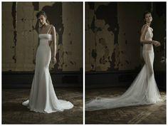 Vera Wang Spring 2016 Collection #QWLoves #Weddingdress