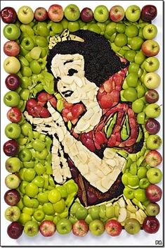 10 Food Mosaics That Will Put Your DIYs To Shame