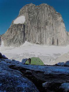 Bugaboos- Snowpatch Spire  British Columbia, Canada