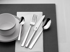Westminster cutlery from the Deluxe Collection
