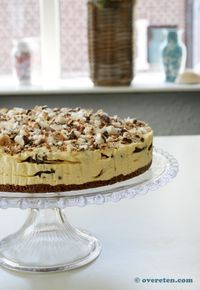 No Bake Desserts, Delicious Desserts, Yummy Food, Baking Recipes, Cake Recipes, Dessert Recipes, Pie Cake, No Bake Cake, Cake Cookies