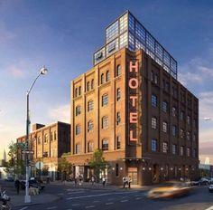 Wythe Hotel in Brooklyn, NY