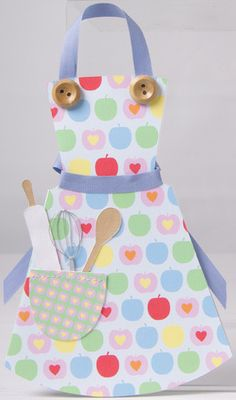 NEWEST SCRAP  BOOKING MOTHERS DAY CARDS | Apple Apron | MonsterMarketplace.com