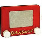 Mini Travel sized Etch a Sketch toy perfect for American Girl Dolls