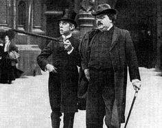 zangwill-and-chesterton.jpg 2,633×2,089 pixels