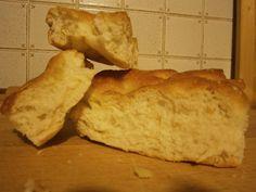 Anna in Casa: ricette e non solo: Focaccia semi integrale (ricetta di Luca Montersin...