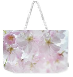 Jenny Rainbow Fine Art Photography Weekender Tote Bag featuring the photograph Spring Chorus by Jenny Rainbow