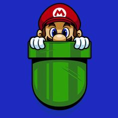 """Pocket Plumber"" by Harebrained Super Mario in your pocket Super Mario Bros, Super Mario Kunst, Super Mario Brothers, Mario Party, Video Game Art, Cartoon Art, Crossover, Pokemon, Geek Stuff"