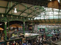 Borough Market - food market in London