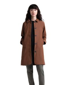 Mac Jacket Womens | Herschel Supply Company Nylons, Fishtail Parka, Woodland Camo, Sherpa Lined, Herschel Supply, Light Jacket, Point Collar, Rain Wear, Timeless Fashion